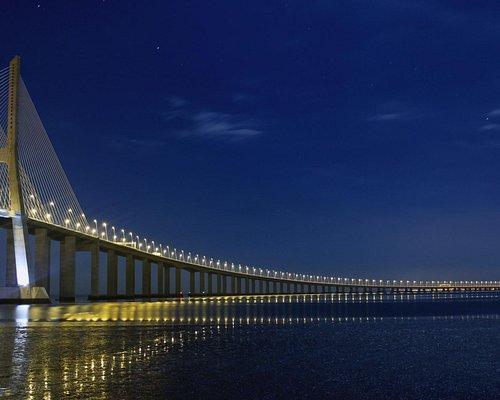Ponte Vasco da Gama Nocturno