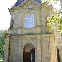 Pawilon mieszczący Muzeum Architektury Wiejskiej