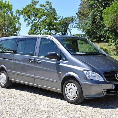 MiniBus47 Tour Vehicle