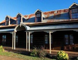 The exterior of Royal Bull's Head Inn, Toowoomba.