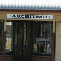 The exterior of Lyall's Store, Charters Towers.