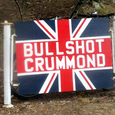 Play Bullshot Crummond at Pacifica Spindrift Players, Pacifica, Ca