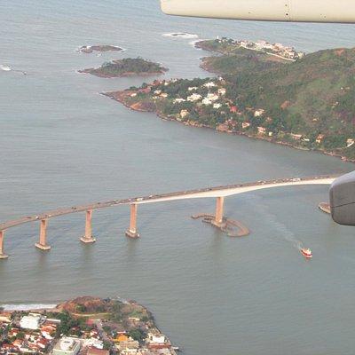 vista do avião