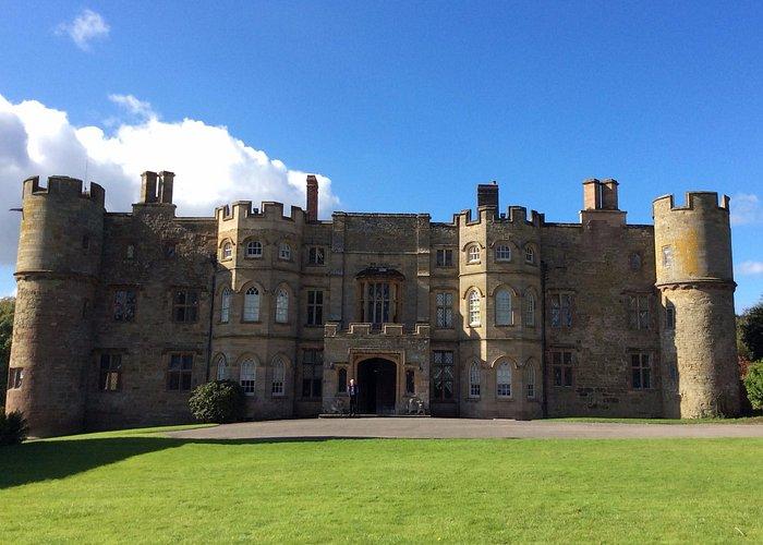Croft Castle.