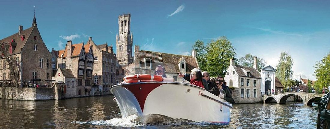 Cruise Express Bruges BUS WRAP