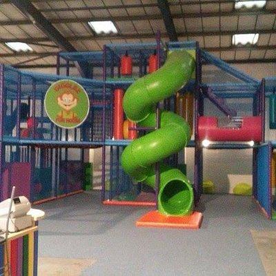 main play area