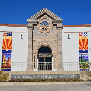 Front of Arizona History Museum