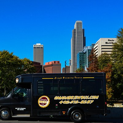 Omaha Brew Bus Downtown