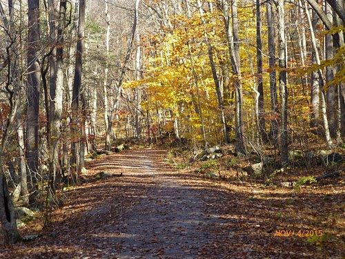 long hike ahead