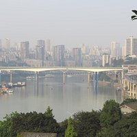 View of Chongqing city