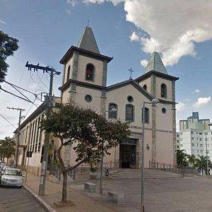 Igreja Matriz Contagem - São Gonçalo