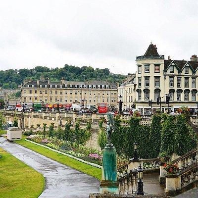 Parade Gardens, Bath by Instagram @juihong