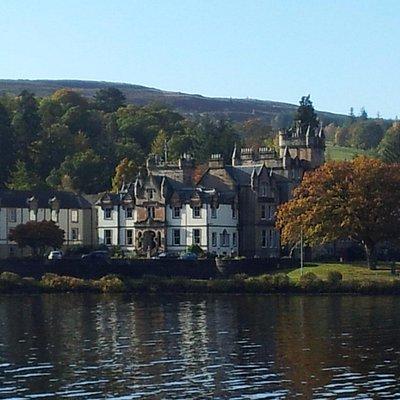 Vue du Loch Lomond