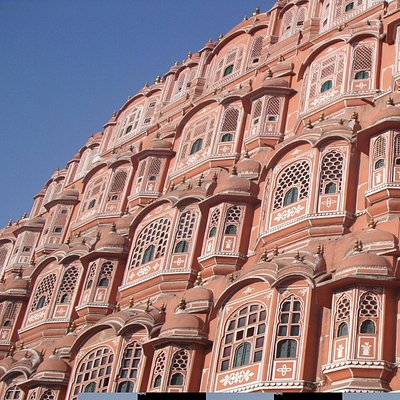 In the Pink City, Jaipur