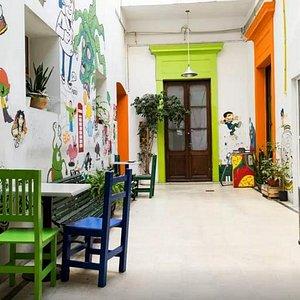 Patio / Courtyard