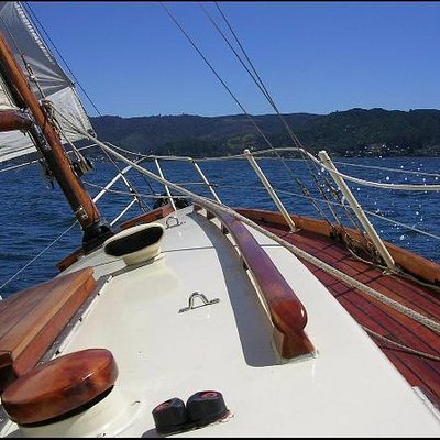 Navegando Valparaíso