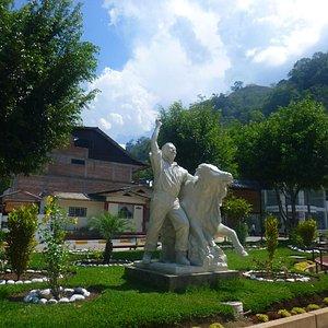 Plaza de Pozuzo