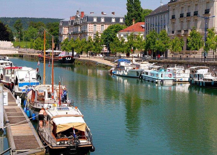 The picturesque Town of Verdun