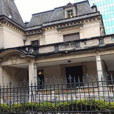 Casa da Fundação Japão