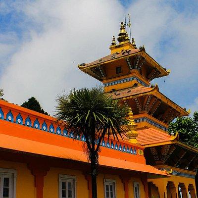 Colourful Temple