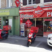 Delices pizza