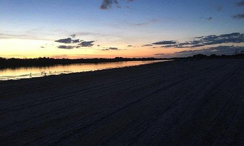 Sunset Hideaway Beach