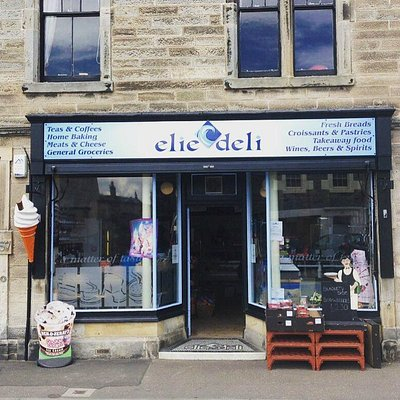 New Shop Frontage