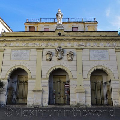 Palazzo della Gran Guardia o Bivach (Capua)