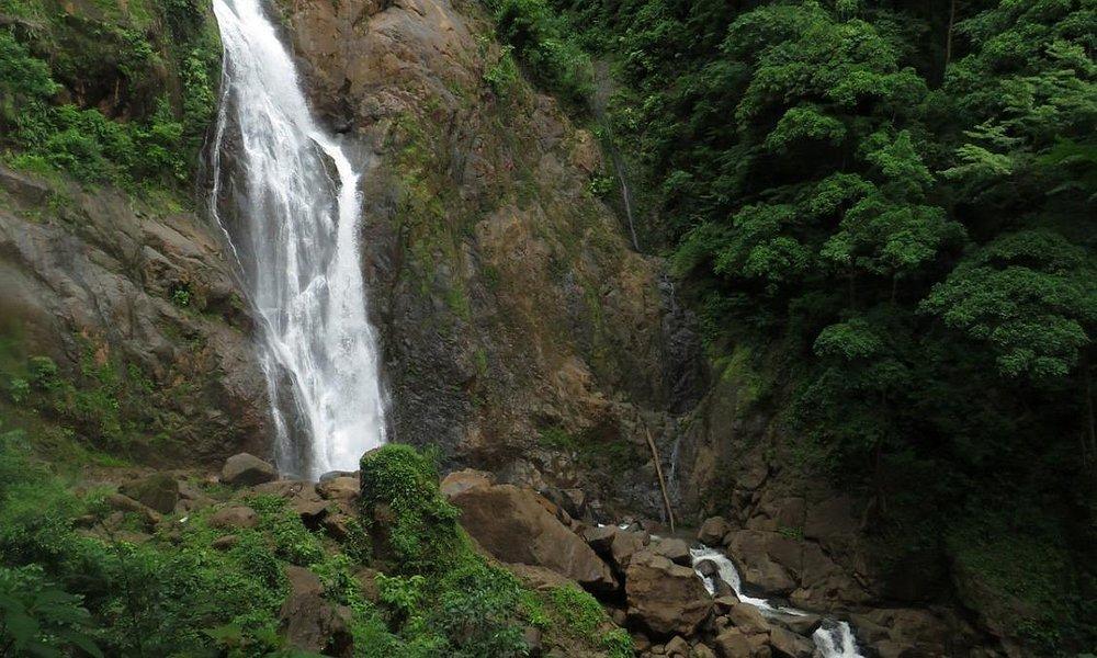 Bijagual waterfall