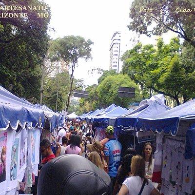 Feira de Artesanato em Belo Horizonte, MG, BR       Foto :  Cida Werneck