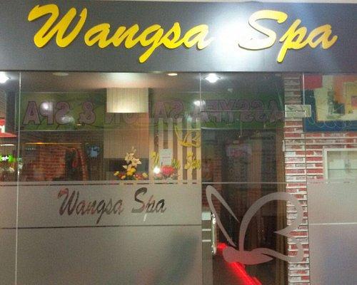 Wangsa Spa @ Avava Mall