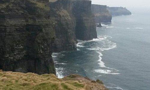 Als Tagesausflug zu empfehlen: Die Cliffs of Moher