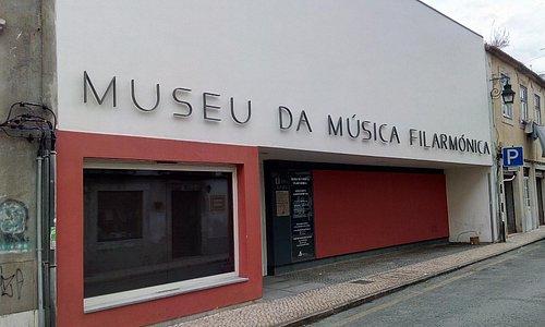 Entrada Museu da Música Filarmónica