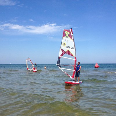 Windsurfschule ProBoarding im Ostseebad Göhren