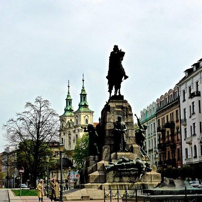 Grunward Monument