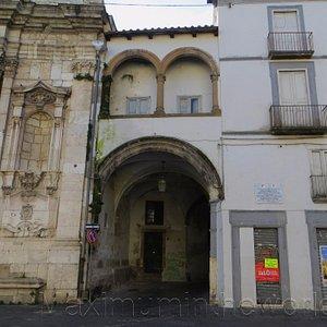 Arco Mazzocchi o Arco di Sant'Eligio (Capua)