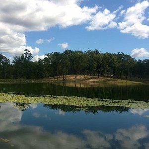 Lake Joyda,one of our beautiful Lakes