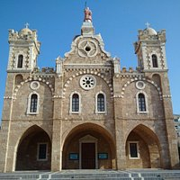 Maronite St. Stephen Cathedral - Batroun