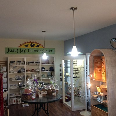 Our beautiful new shop!