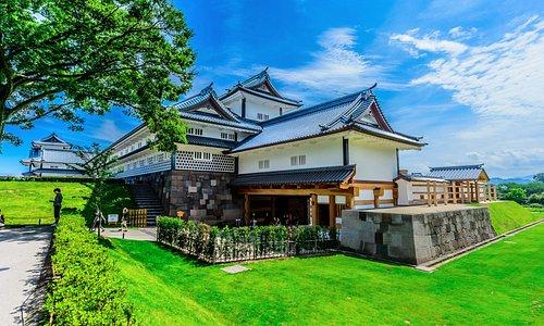 20150719金沢城