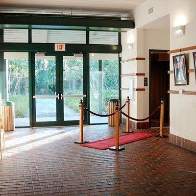 Willow Theatre Lobby Area