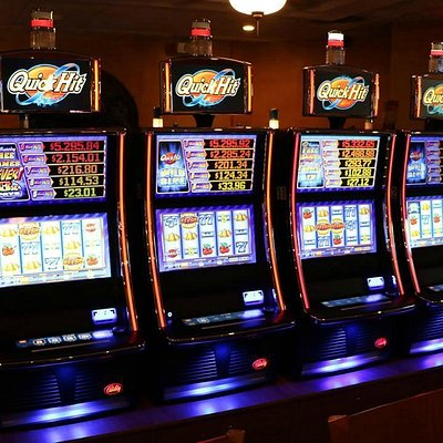 Our Quick Hits VLT machines