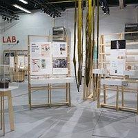 Exhibition gallery.