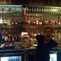 best bartender ever, jessica!