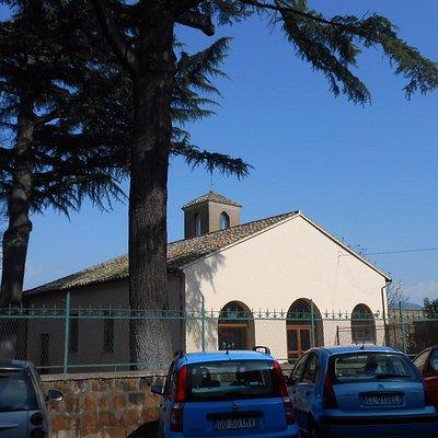 Il museo nella ex chiesa di San Giorgio