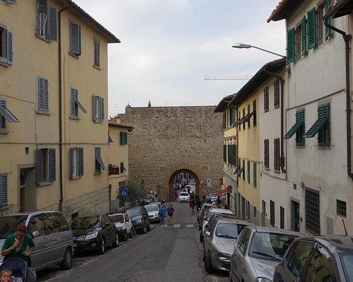 Porta San Miniato, Firenze
