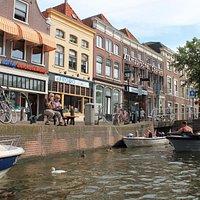 Вид на эту улицу с канала