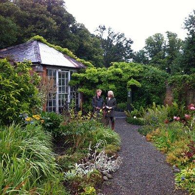 Bealieu House Kitchen Garden