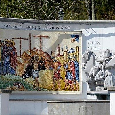 La Crocifissione (Foto: Stefano Piazza)
