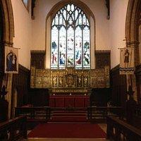 The  Altar, St John the Baptist Church